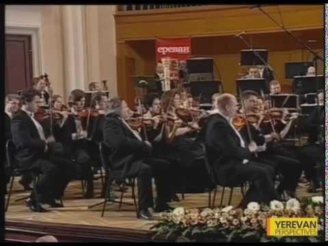 Valery Gergiev And Mariinsky Orchestra In Armenia In 2009