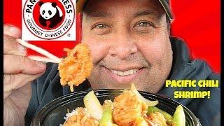 PANDA EXPRESS® Pacific Chili Shrimp REVIEW!