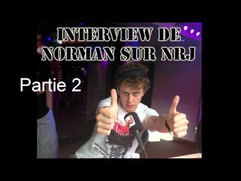 Interview de Norman (Part 2) sur NRJ