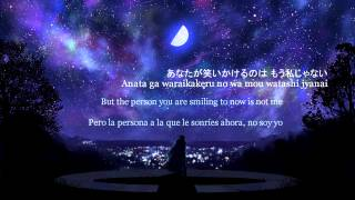 READ:::::: 見えない月 (Hidden Moon) I don't own the song, lyrics, p...