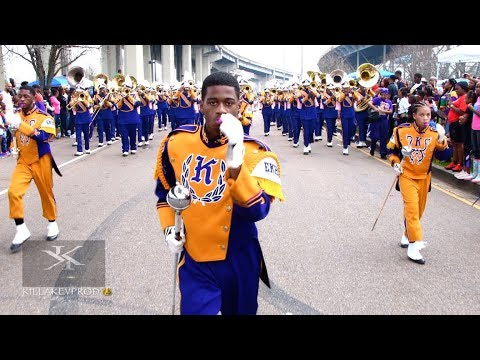 Krewe of Oshun explores the world; Krewe of Cleopatra ... |Edna Karr High School Band
