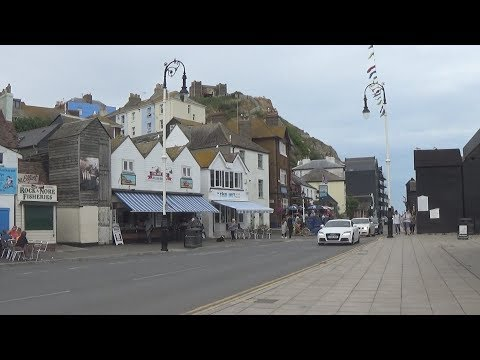 Hastings 2018, England