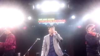 2015/1/24(土)神戸チキンジョージにて、 世紀の生イモ欽トリオ 一夜限り...