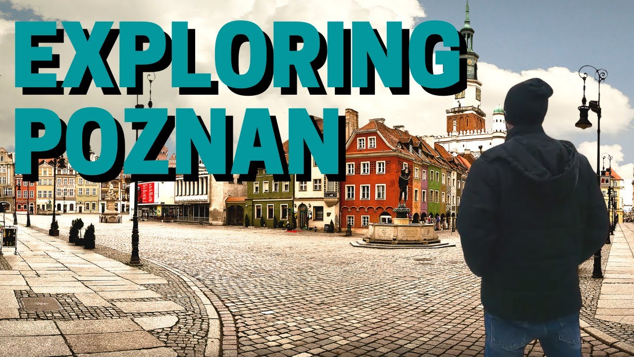 Download An Evening in POZNAN - OLD TOWN - DONUTS - STARY BROWAR - Poznan Vlog 2021