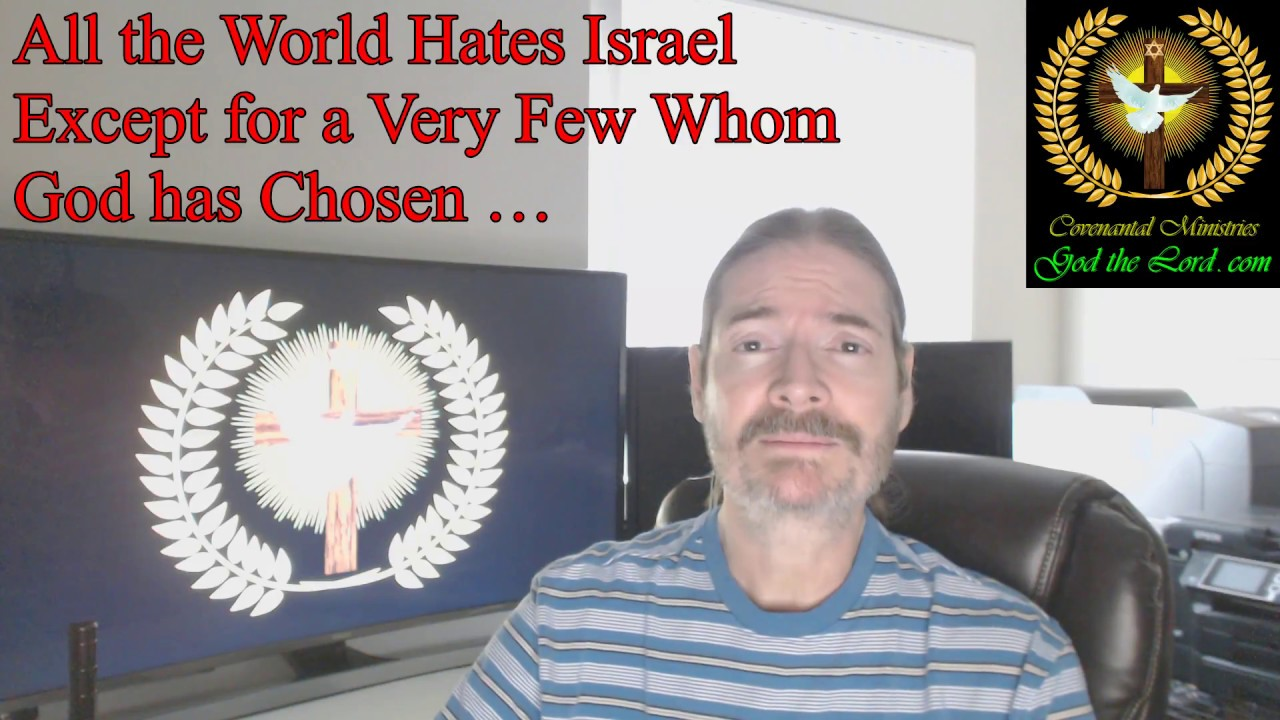 Image result for the world hates israel