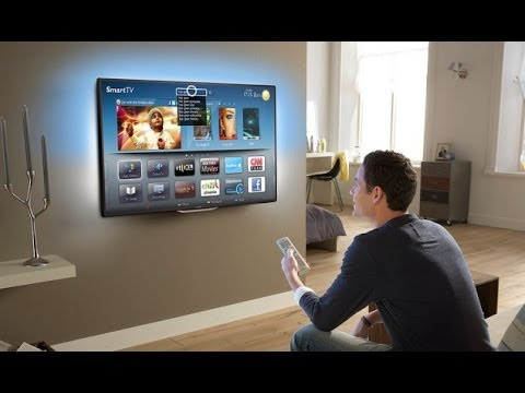 2014 Philips Smart Tv Unboxing Youtube
