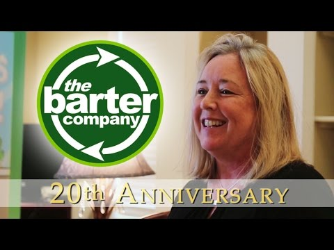 The Barter Company's 20th Anniversary - the BEST Trade Company in the business!