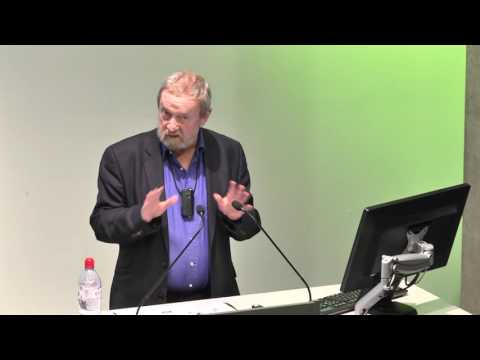 BES/CCI Symposium: Making a Difference in Conservation - John Beddington