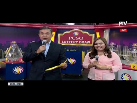 PCSO 9 PM Lotto Draw, April 5, 2018