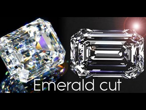 Emerald Cut Engagement Rings Info And Price Comparison