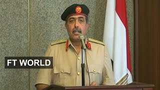 Egypt promises support for Libya's military