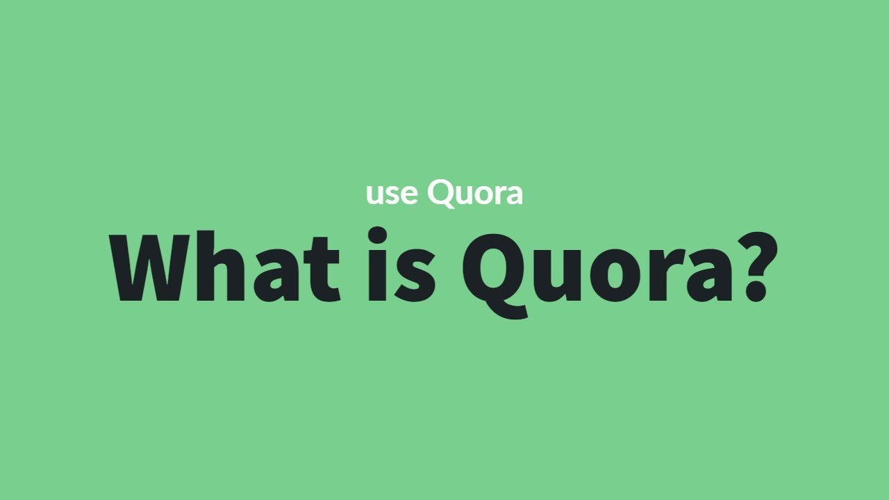 What is forum posting - Quora