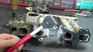 Surfacing Toyota 22RE intake manifolds the right way
