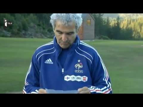 Domenech dézingue Zidane, Ribéry, ou encore Zahia