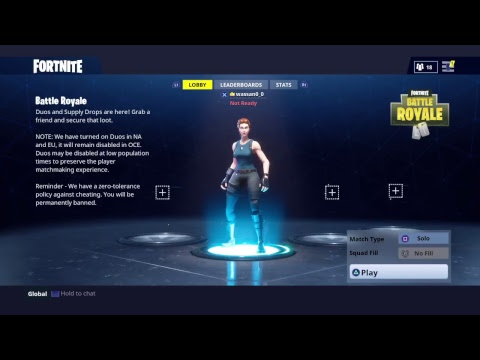 [PS4]Fortnite TOP 10 MOVEの練習