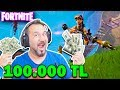 100.000 TL ÖDÜLLÜ FORTNITE TURNUVASINA KATILDIM! | NVIDIA X FORTNITE BATTLENIGHT #FramesWinGames