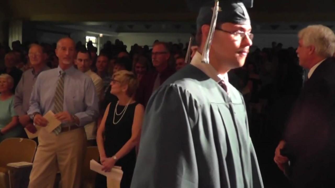 CCRS Graduation  6-23-17