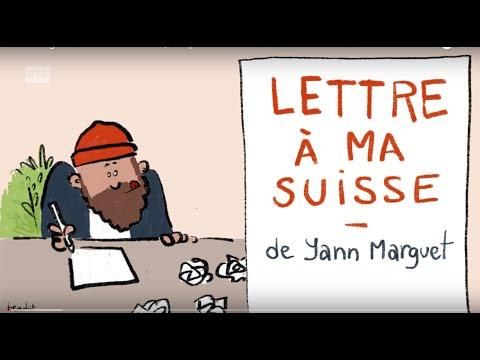 """Yann Marguet """"Lettre"""