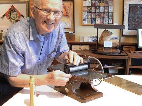 Legacy Mini Halfwood Press