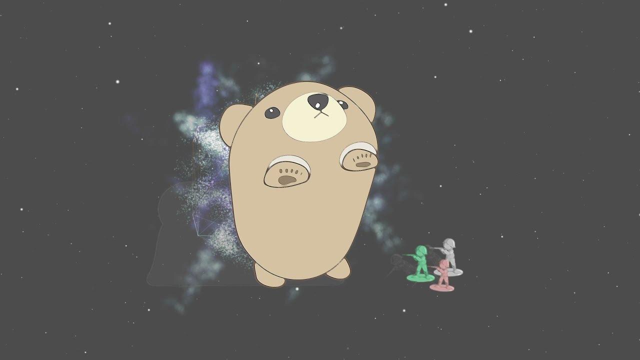 bear bear & friends - DUST (LYRIC VIDEO)