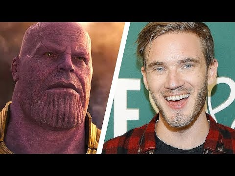 Blade and Sorcery #3 - Pewdiepie vs Thanos, WHO would WIN? (Vote)