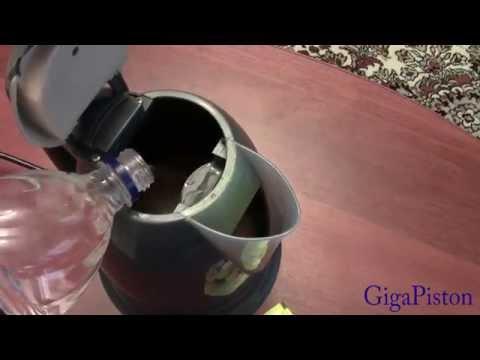 Лайфхак. Как очистить чайник от накипи в домашних условиях своими руками