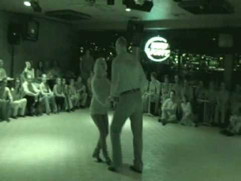 Tatiana Mollmann Dancing At Swing In The City !