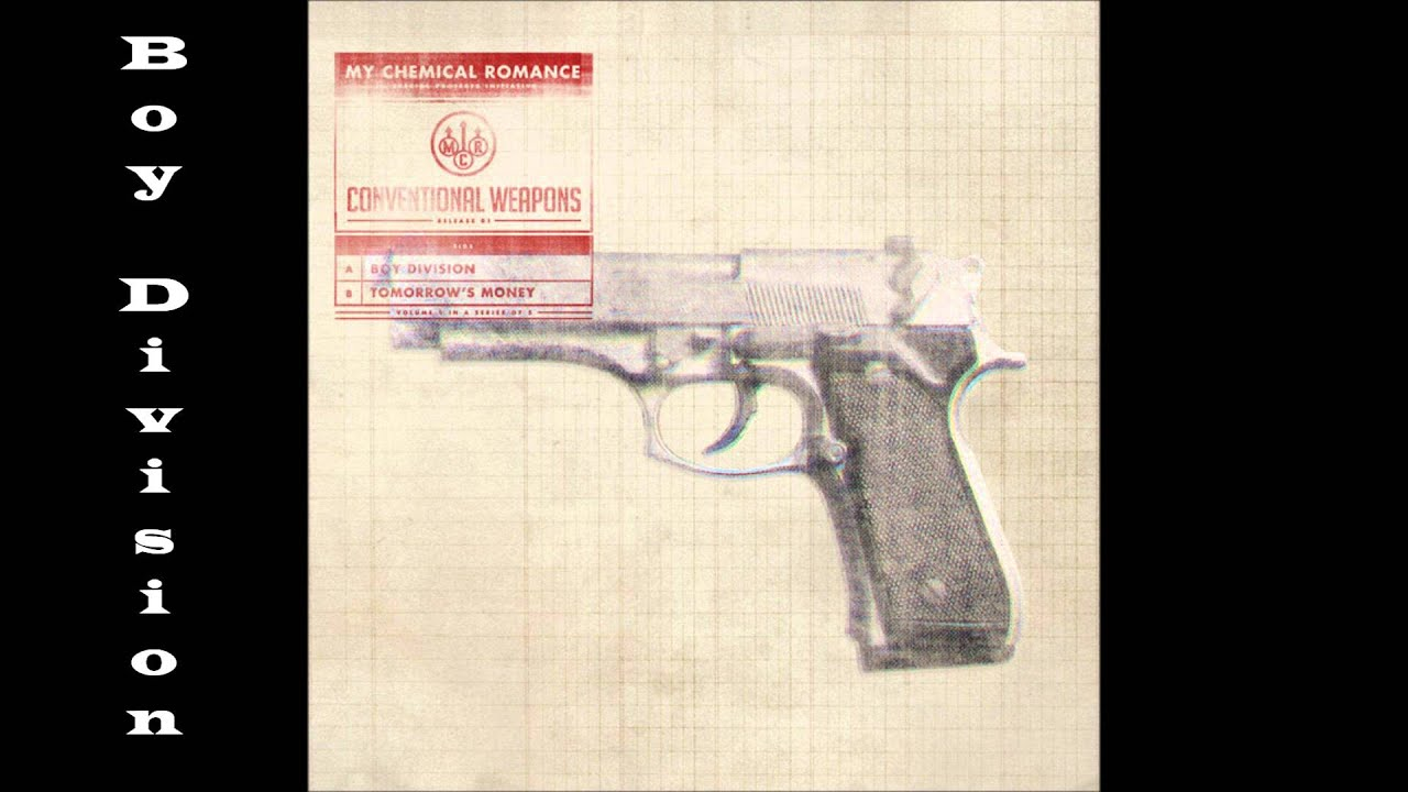 My Chemical Romance: By The Numbers