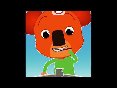 Thumbnail Nouvelle version - Brosse-toi les dents avec Ben le koala !