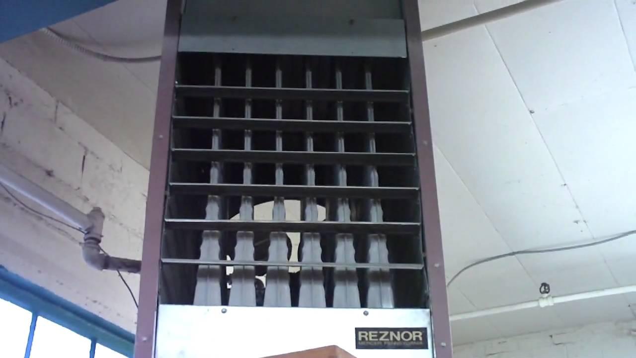Reznor Unit Heater Wiring Diagram Gas