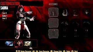 Killer Instinct (Xbox One) - Sadira аксессуары(Важная Информация... Помогайте продвигать видео в массы не забывайте ставить