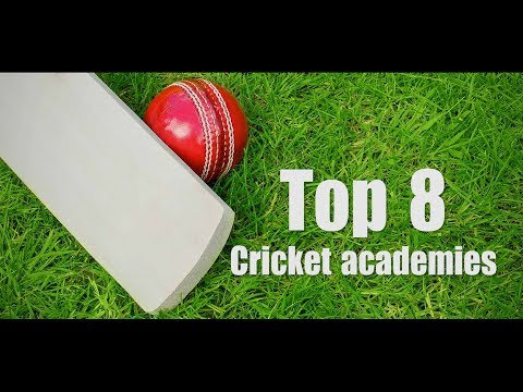 Top 8 Cricket Academies in India - www.collegedekho.com