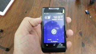 Motorola Razr D1 - Análise e Testes