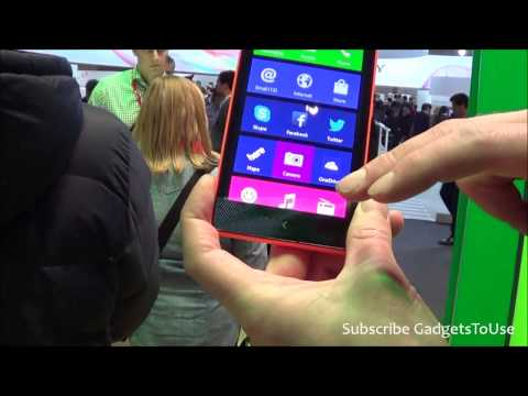 Nokia X, X+ and XL Android User Interface Features, Apps and Third Party App Stores
