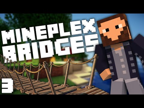 "Minecraft: Bridges PVP ""Hill Fortress!"" w/Blitzwinger & Athix"