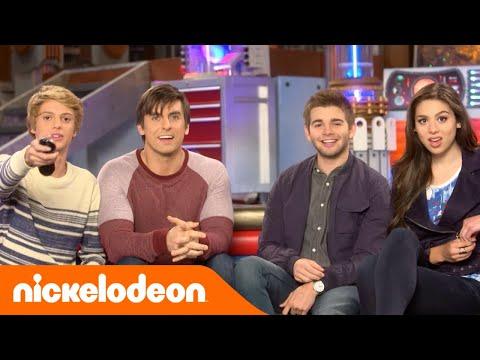 Danger & Thunder | Il provino di Kira Kosarin e Jack Griffo | Nickelodeon