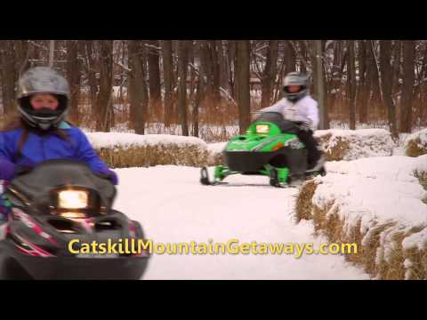 Exciting Winter Family Fun in the Great Northern Catskills   Greene County, NY