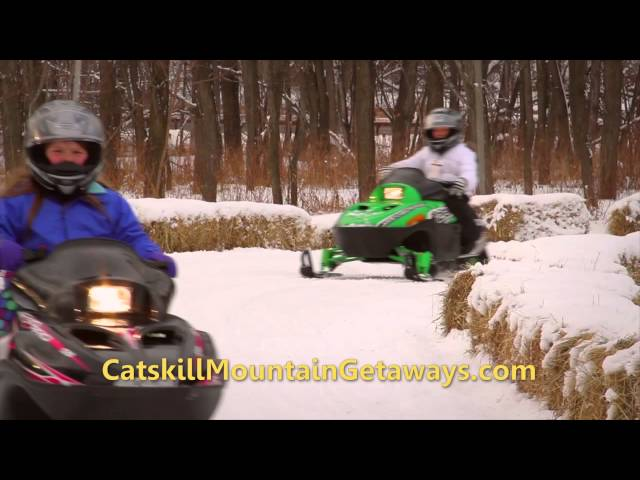Exciting Winter Family Fun in the Great Northern Catskills | Greene County, NY
