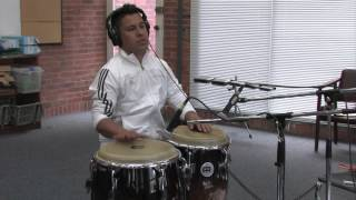 Vivir mi vida - Marc Anthony - Cover Congas