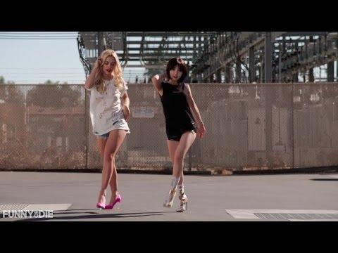 Girl, You Better Walk with HyunA and Rita Ora