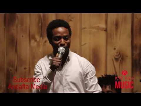 Mastewal Eyayu - Negerign(Teshome Mitiku) -  Amazing Stage Performance -  ኢትዮኩዋርቴት ባንድ