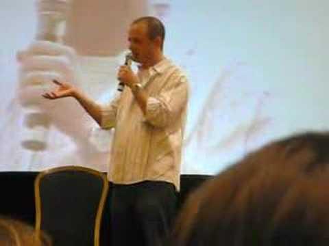 Eric Kripke in LA: A body swap episode?