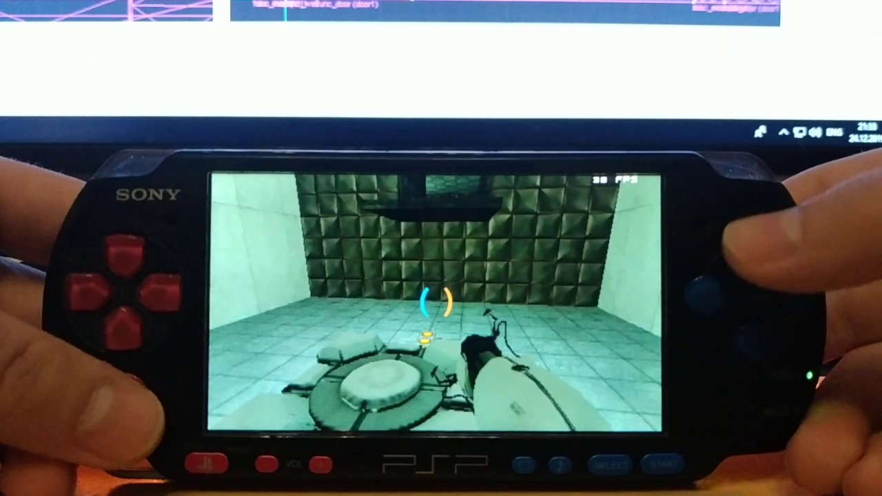 Possible To Get Portal On Psp Gbatemp Net The Independent Video Game Community