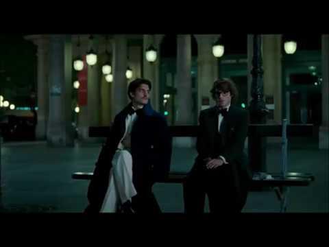 Yves Saint Laurent & Jaques De Bascher -  Into You -  Louis Garrel, Gaspard Ulliel Et Ariana Grande