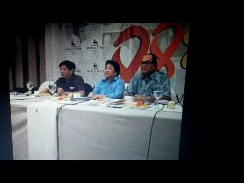 Bongbong Marcos Stresses the Importance of Talking about Federalism