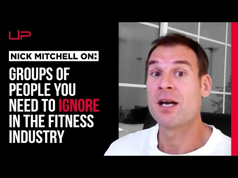 The people you should NOT listen to in fitness!