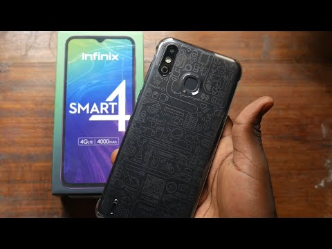 INFINIX SMART 4 UNBOXING AND REVIEW : It Would Have Been Better