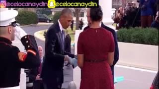 (yoğun istek üzerine)Obama Trump devir teslim Dublaj Selahattin Aydın Samsun Çarşamba şivesi