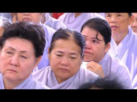 Lễ Tri Ân Cha Mẹ tại Tổ Đình Chùa Phước Hậu (Tam Bình - Vĩnh Long)