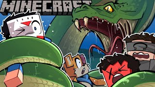 WE GO TO THE TWILIGHT FOREST & FIGHT TWO BOSSES ON MINECRAFT! - (Delirious' Perspective) Ep. 5!